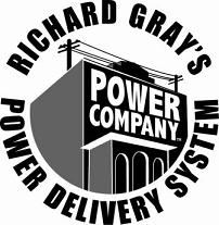 logo comapny Richard Grey's Power Company