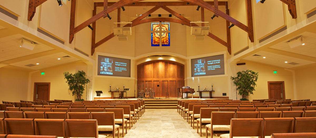 header space commercial house-of-worship