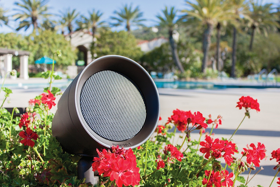 Entertain Friends and Family Outdoors with a Whole Home Music System