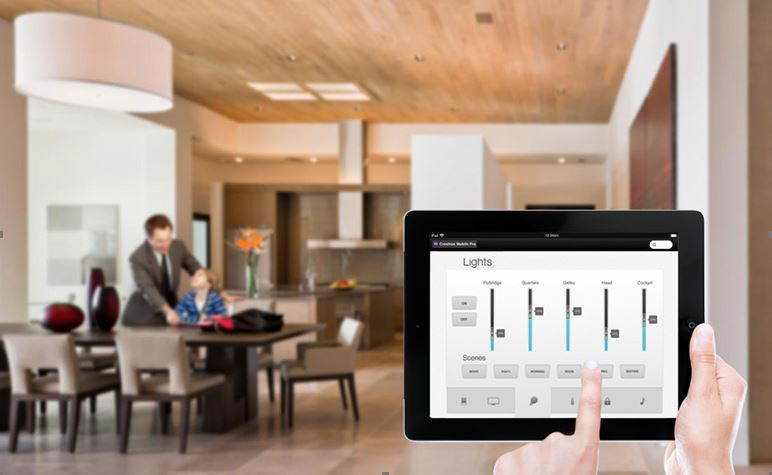 New Home Automation Products from Crestron