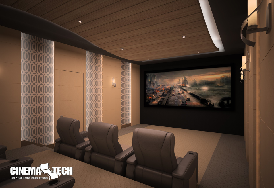 Building a Home Theater? Work with an Audio/Video Service Provider