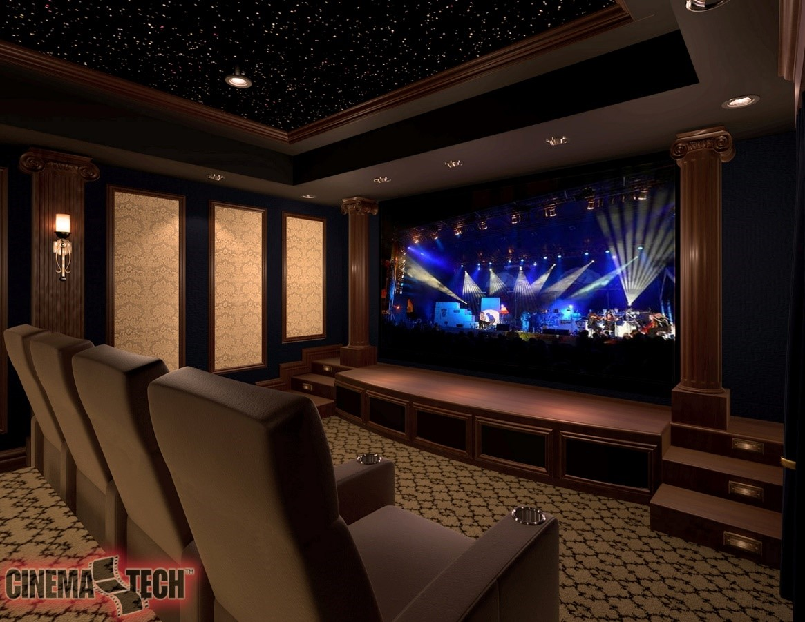 5 Steps to Constructing a Dedicated Home Theater